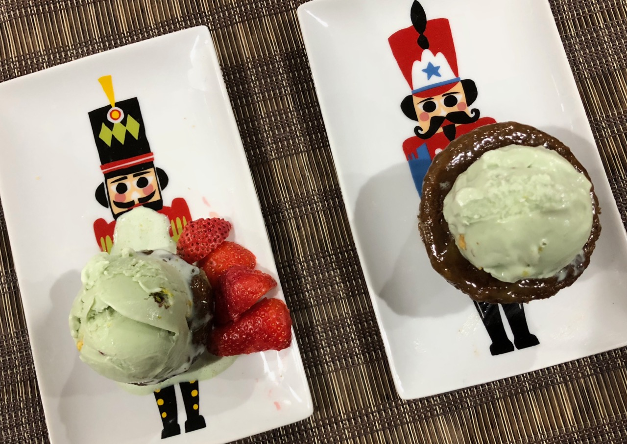 Date and Toffee Pudding