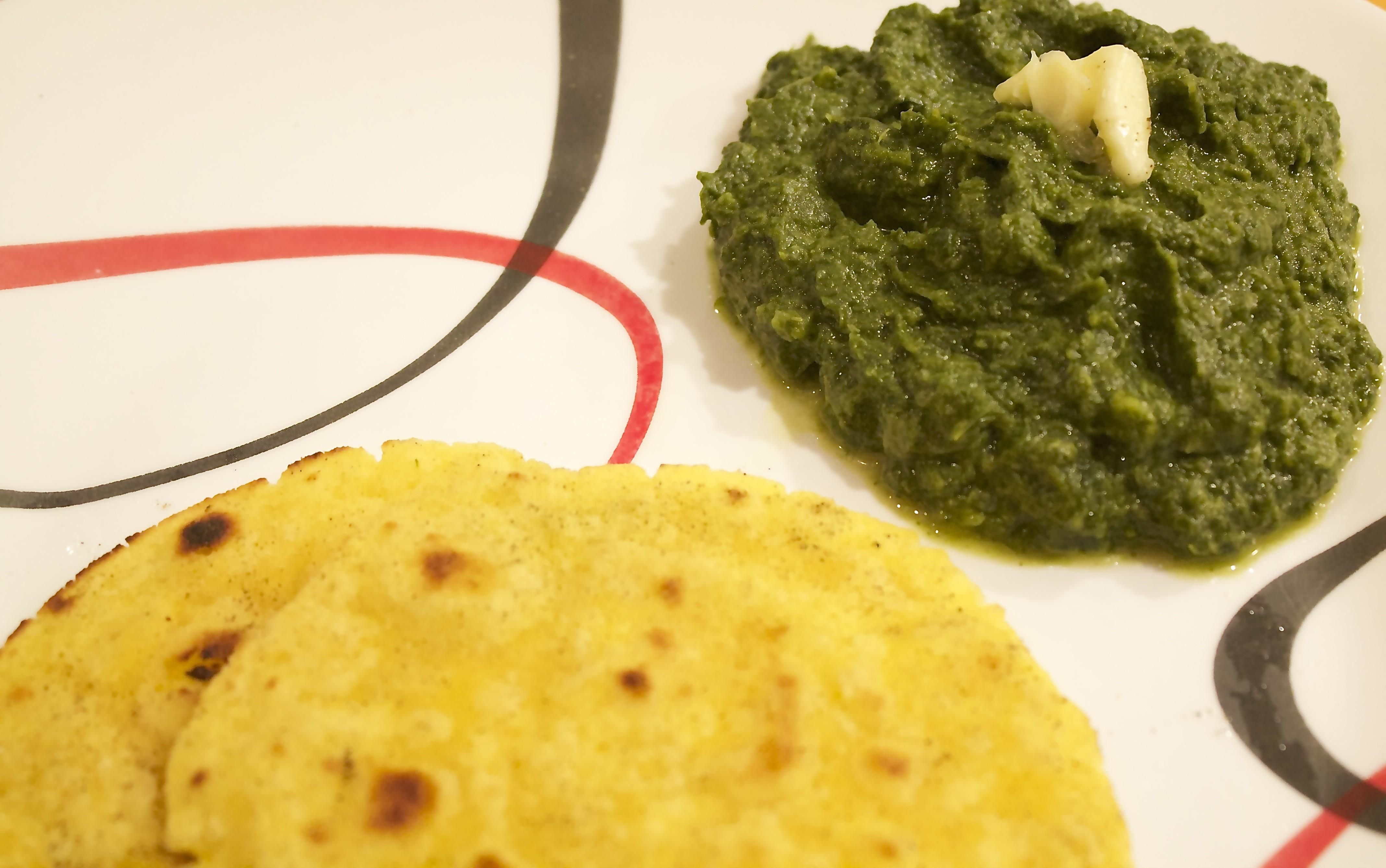 Latest recipes page 12 of 14 cooking by instinct and dhruti sarson ka saag makki ki roti forumfinder Choice Image