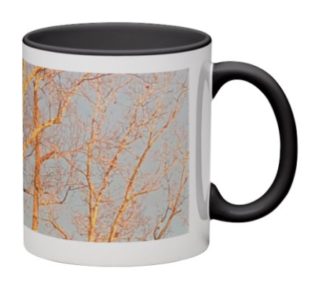 Transcendental Glow Wraparound Mug