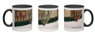 West Broad Villager Wraparound Mug