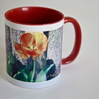 Two Lips Wraparound Mug