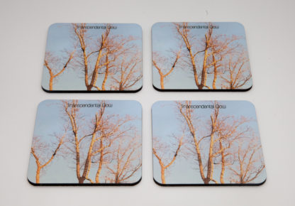 Transcendental Glow Coasters Four